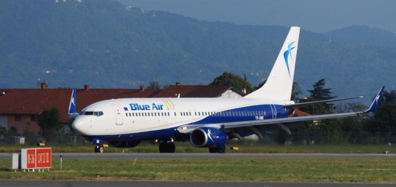 blue-air aeroport
