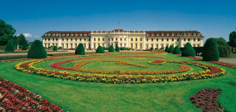 Palatul Ludwigsburg, Stuttgart.