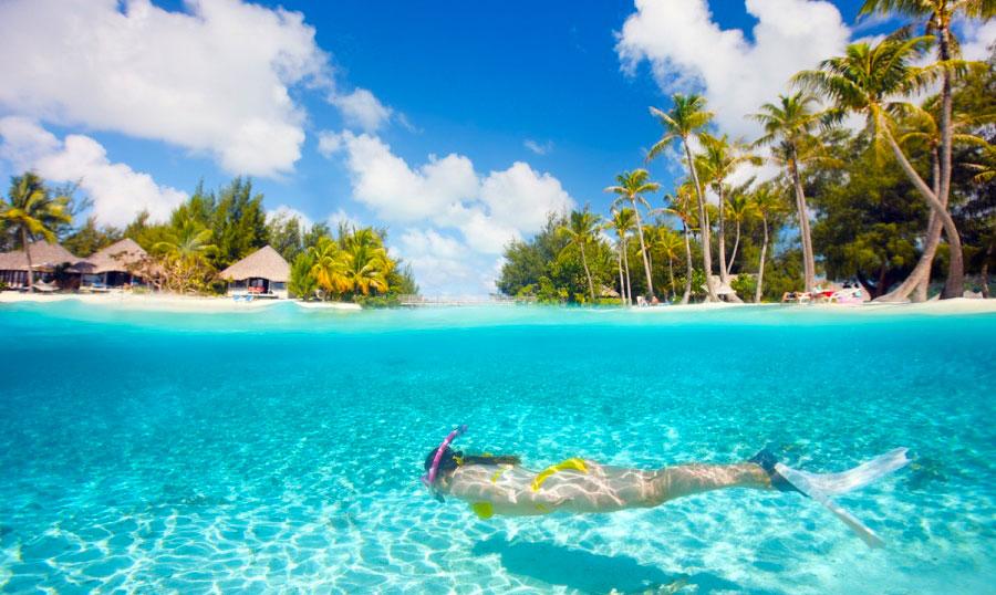 Zanzibar-snorkeling