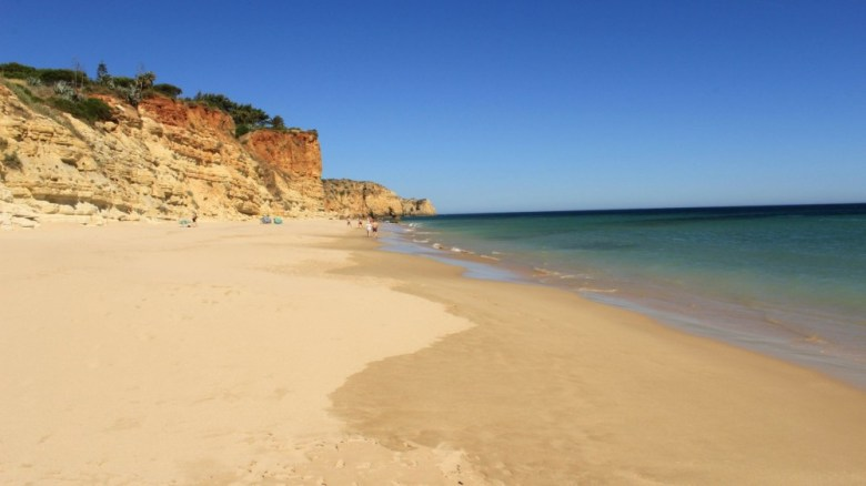 praia porto do mos