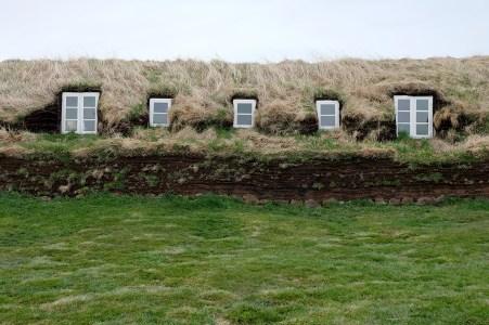 Fermes Islandaises, par Sylvie