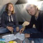 Camping sauvage au Danemark, 2017
