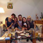 Jouer aux cartes à Lodz, Pologne
