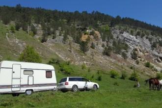 Aventuri in cinci Cu rulota la munte (16)