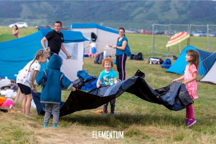 Aventuri in cinci Elementum Fest 2019