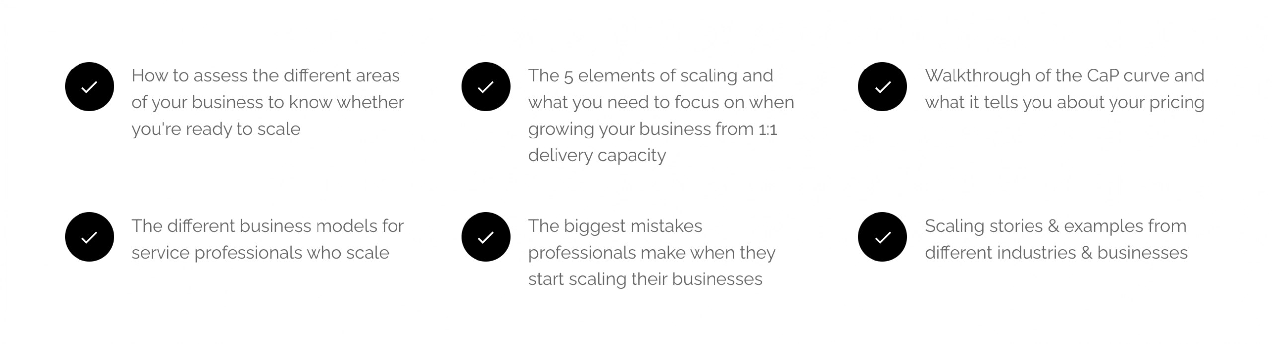 how to scale your business with ease