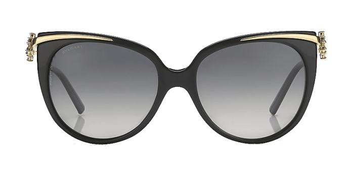 Bulgari Flower Cat Eye Sunglasses
