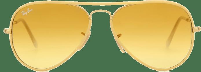 Ray Ban RB3015JM Aviator Large Metal sunglasses