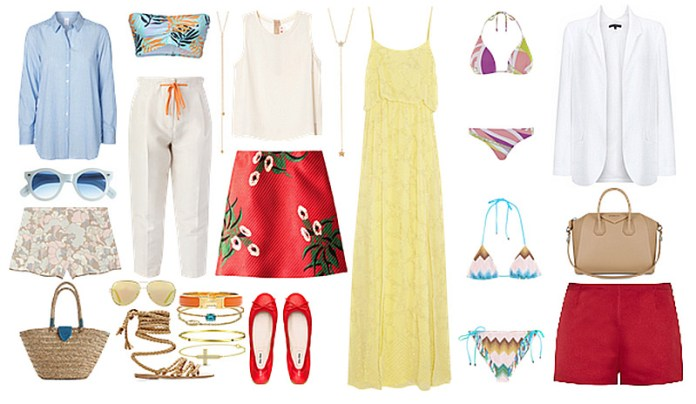 what to pack for your trip to portofino set 2