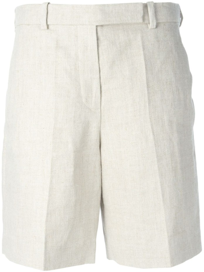 Carven high waisted shorts