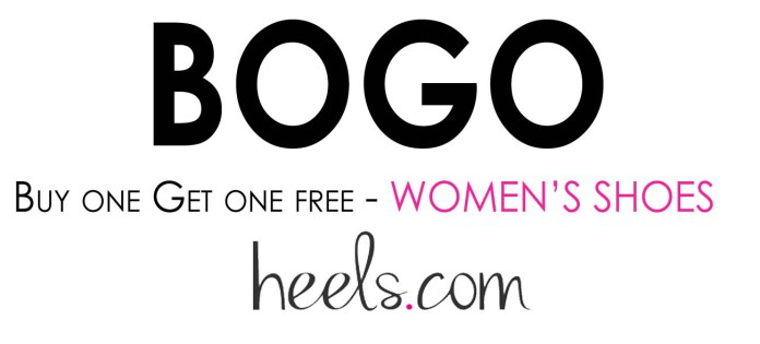 buy one get one free womens shoes