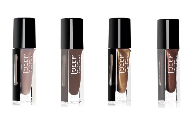 Julep nude nail polish for dark skin