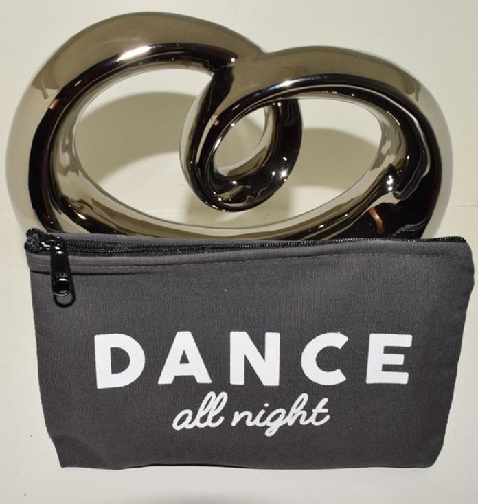 ranbonusbox rakuten marketing Towne 9 dance all night canvas pouch