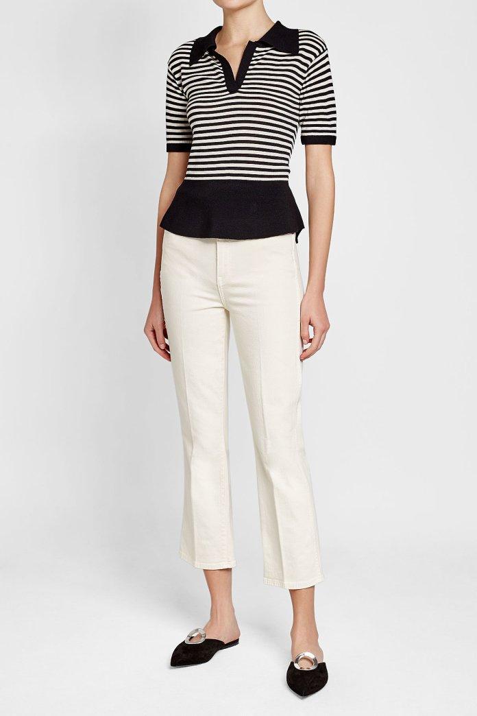Khaite Georgia Wool Pullover - Sprint 2018 outfit ideas