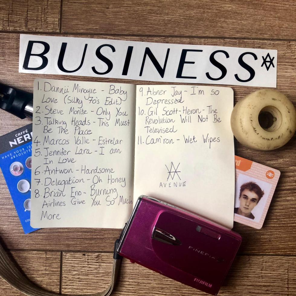 Ethan Parry - Avenue Mixtape Vol.3