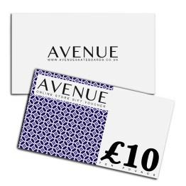 £10 Avenue Gift Voucher