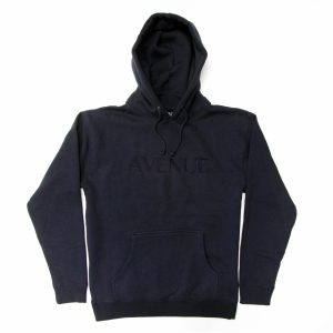 Avenue Navy Substance Pullover
