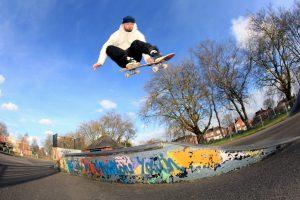 Tylar Chorlton Skate Park Jump Box Melon