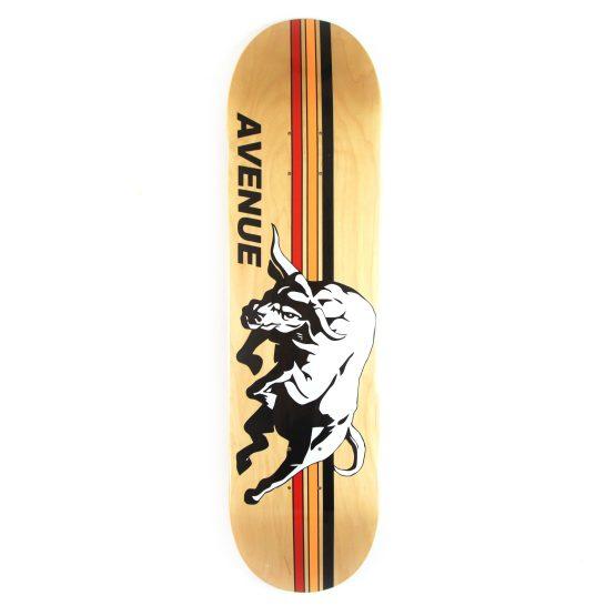 "Avenue Skateboards 8.5"" Knockout Deck"