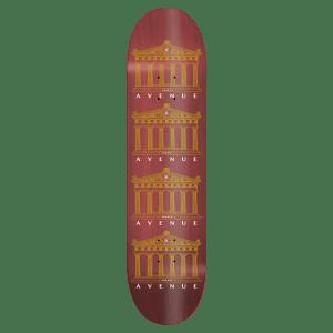 Harmony Red Wood Deck
