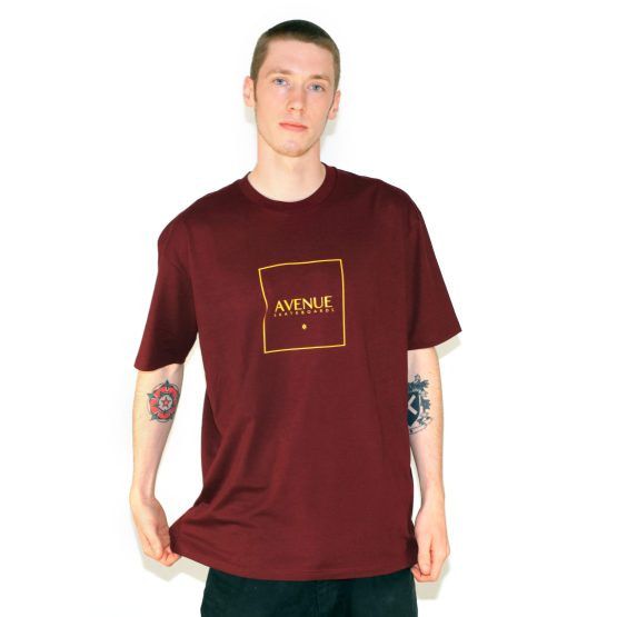 Jake Maroon Laundering T-Shirt
