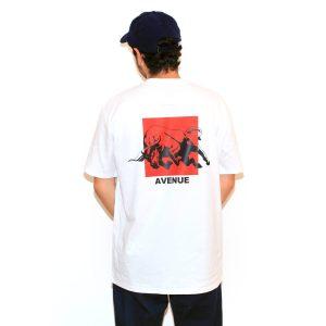 Milan Knockout Back T-Shirt