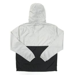 Avenue Entertainment Lightweight Windbreaker Charcoal Ash