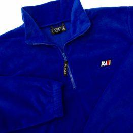 Avenue AV Sport Rockwilder Zip Fleece Royal Blue