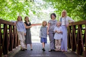 Allyson family