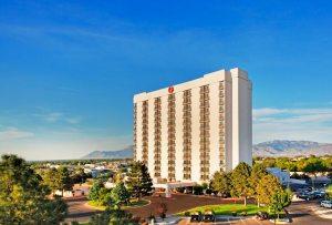Sheraton Hotel Alb, NM
