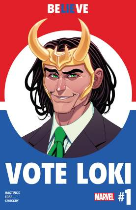 7 Reasons Why Loki Is Good where Loki campaigns for the president