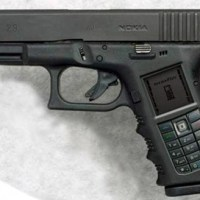 Guns don't kill people, cell phones kill people