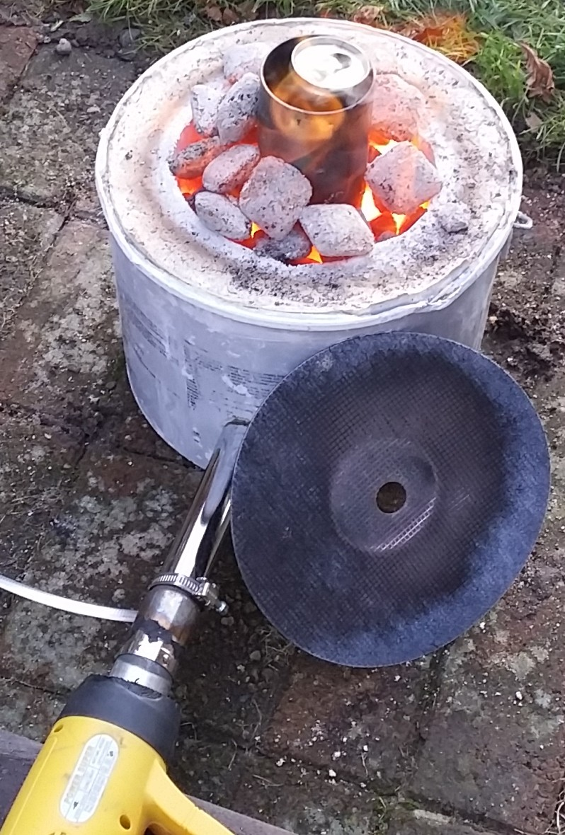 aluminium smeltepunkt