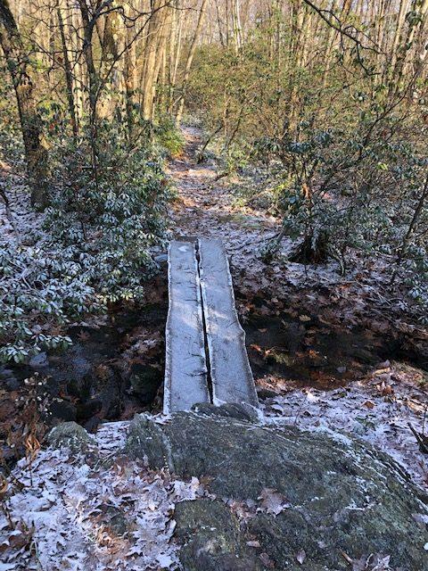 Icy Bridge!