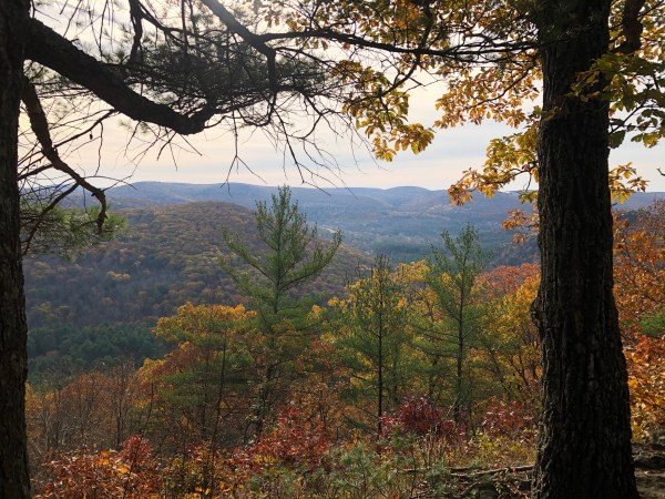 Fall Hiking on the Appalachian Trail