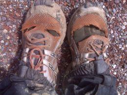 Shoes outside Cuba NM