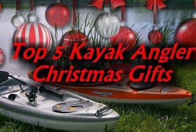 Average Hunter Top 5 Kayak Angler Gifts