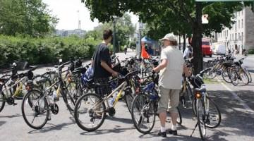 Monter à vélo à Montréal, partie 1: la location de vélos