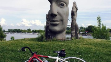 Montreal Cycling, Part 4: The Lachine Canal Bike Path