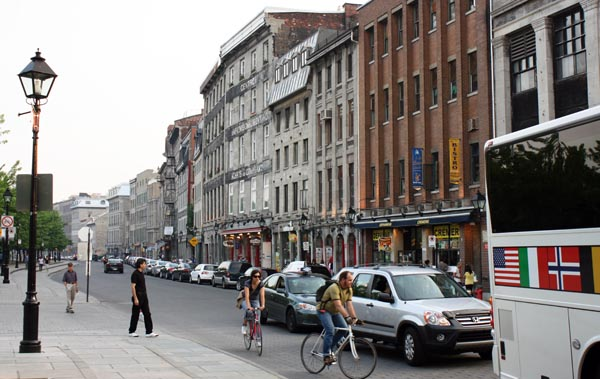 Rue de la Commune Est, Montreal