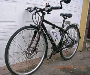Bionx electric bike