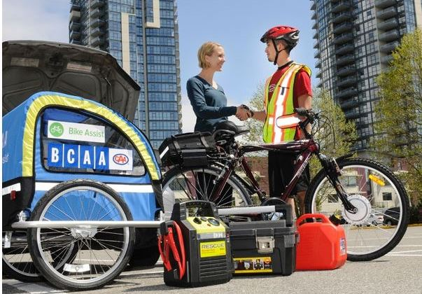 BCAA Bike Assist