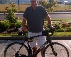 How Al Quit Smoking, Started Cycling and Got in Shape for the Enbridge Ride to Conquer Cancer