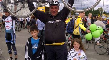 How Al Got Fit and Completed His First Enbridge Ride to Conquer Cancer