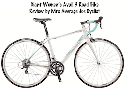 The Giant Avail 3 is an excellent WSD bike - click above to read a review about it - terms
