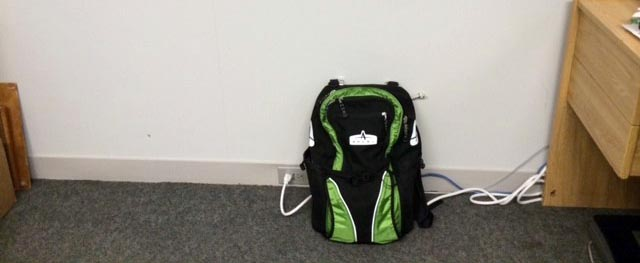 Arkel Bug Pannier Review. My office is now much tidier, with just one Arkel Bug Pannier against the wall