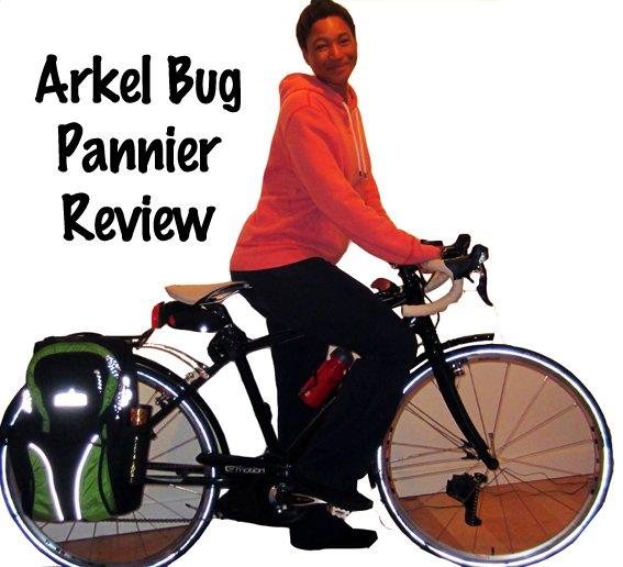 Arkel Bug Pannier Review