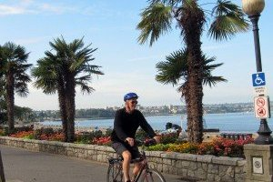 Vancouver's Seaside Bike Route from Coal Harbour to the Maritime Museum, Part 1 – An Average Joe Cyclist Guide