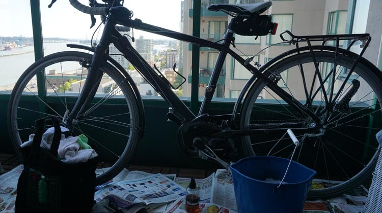 Bike Maintenance: The Basics on How to Keep Your Bike Clean