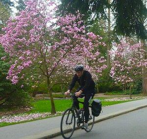 Seaside Bike Route